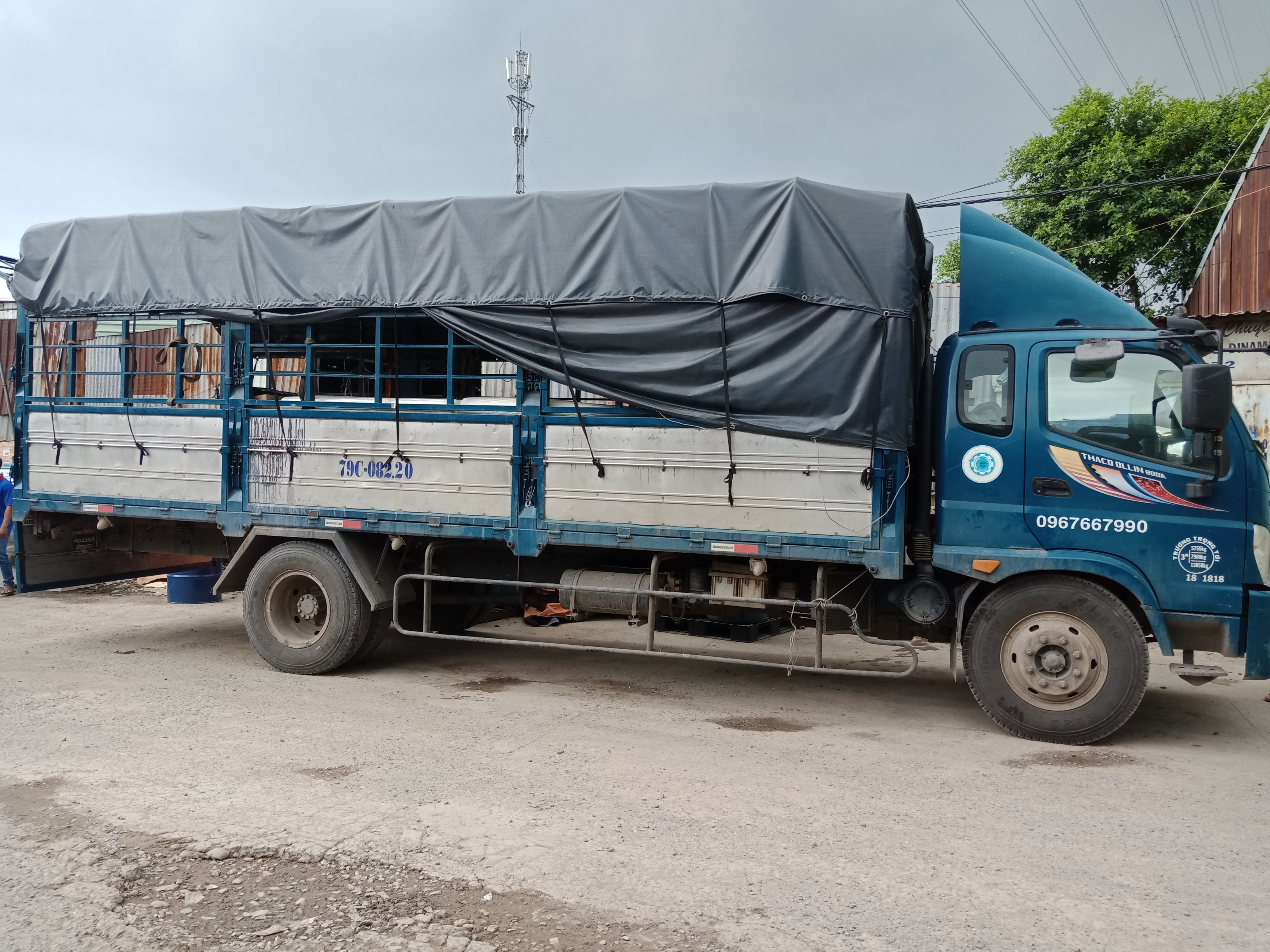 Vận chuyển hàng đi Phnom Penh