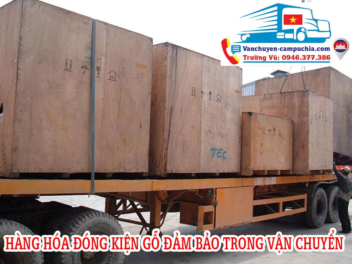 Vận chuyển hàng Campuchia về Đà Nẵng