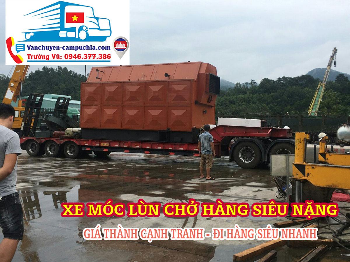 Vận chuyển hàng Campuchia về Hà Nội- Việt Nam