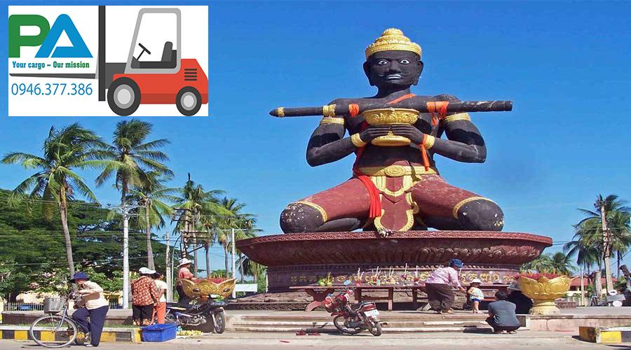 Vận chuyển hàng hồ chí minh đi Battampang