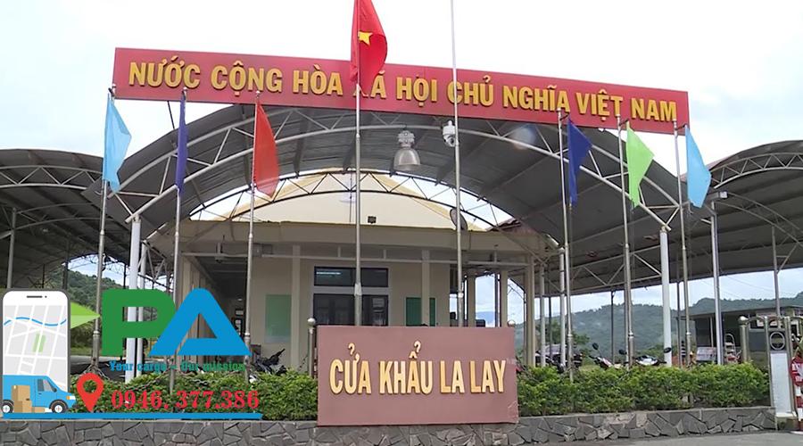 Chành xe Lào | Trường Vũ 0946377386