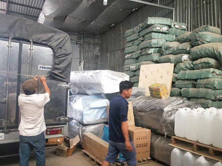 Nhận chuyển hàng hóa đi từ Hà Nội liên hệ - 0969377386