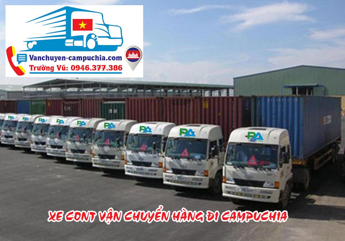 Vận chuyển hàng HCM - Phnompenh 1