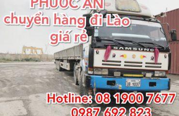 Vận chuyển hàng đi Attapue Lào