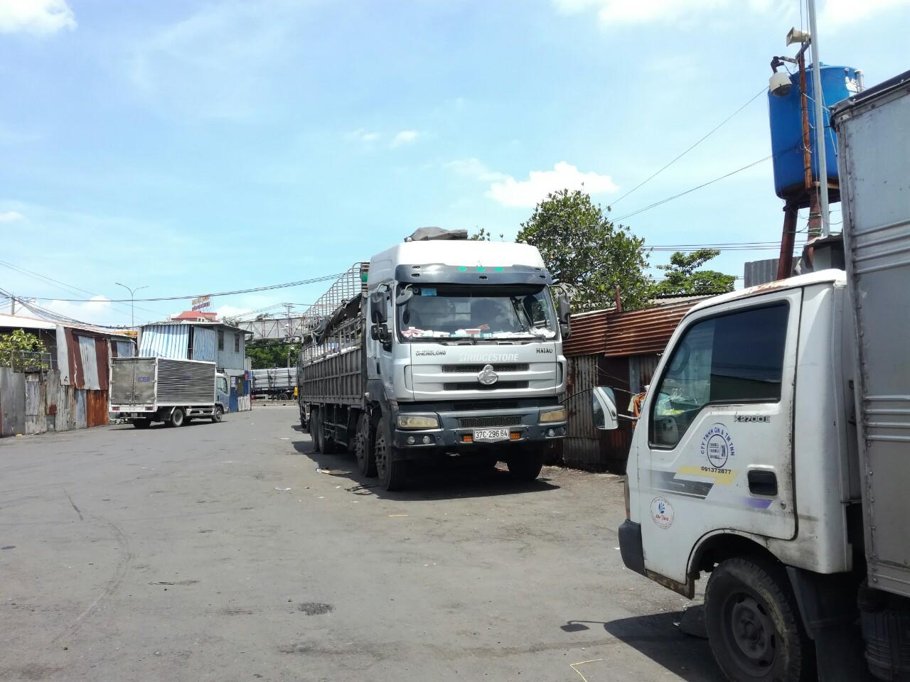Chành xe vận chuyển hàng qua campuchia tại sài gòn