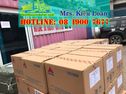 Vận chuyển hàng từ Hà Nội đi Dak Nong