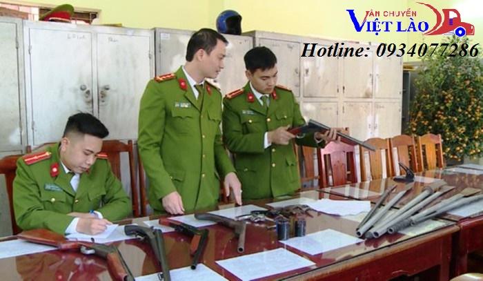 Những loại hàng hóa không được phép làm hàng quá cảnh tại Việt Nam