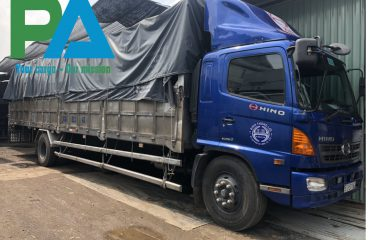 Chuyển hàng từ KCN VSIP sang Phnom Penh