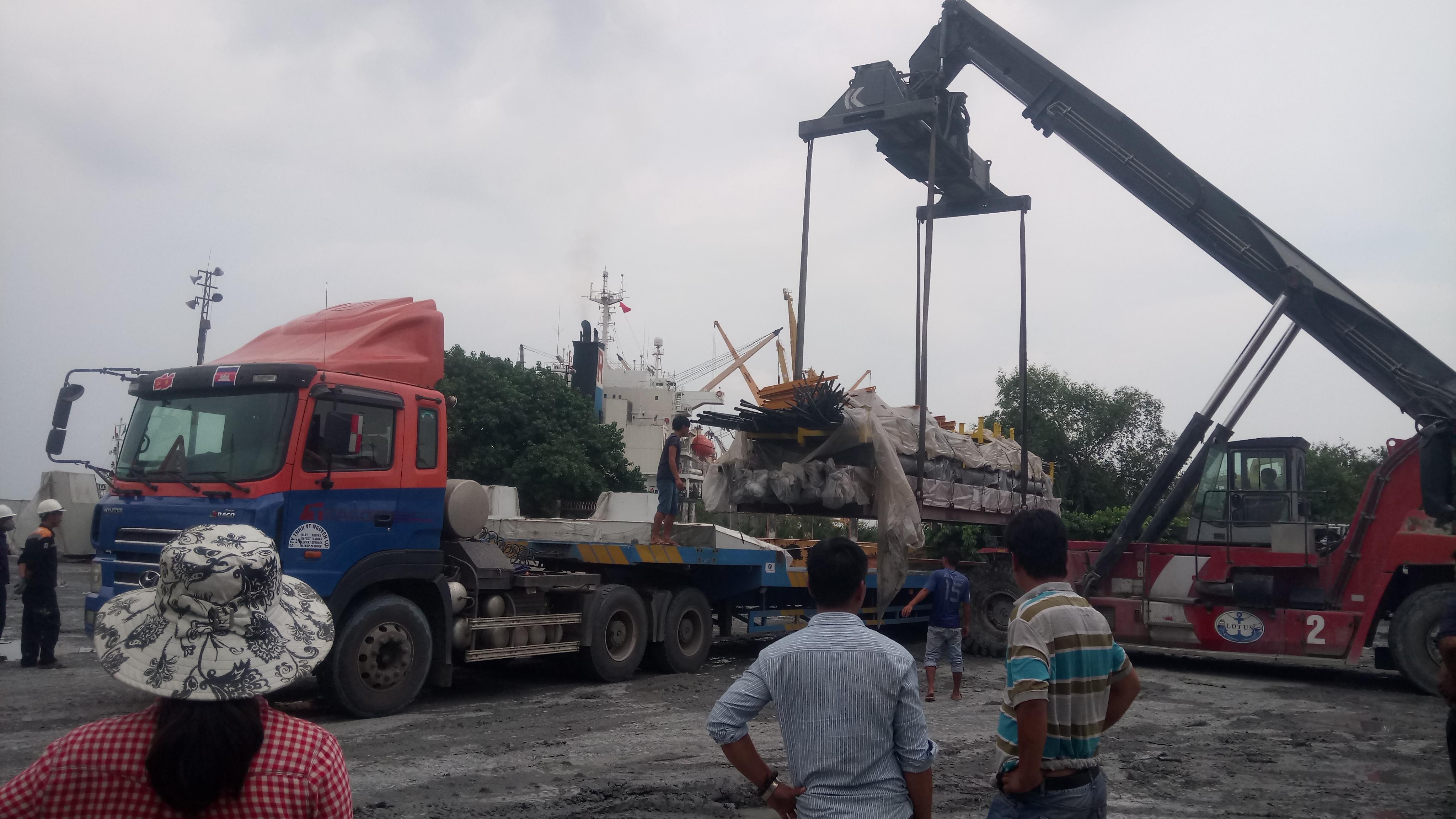 Vận chuyển hàng hóa đi sihanoukville nhanh chóng