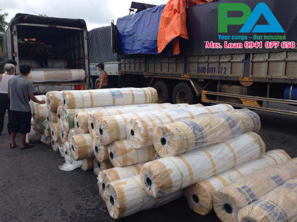 Delivery shipments Hanoi to Pakse
