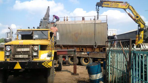 vận chuyển hàng trọng tải lớn