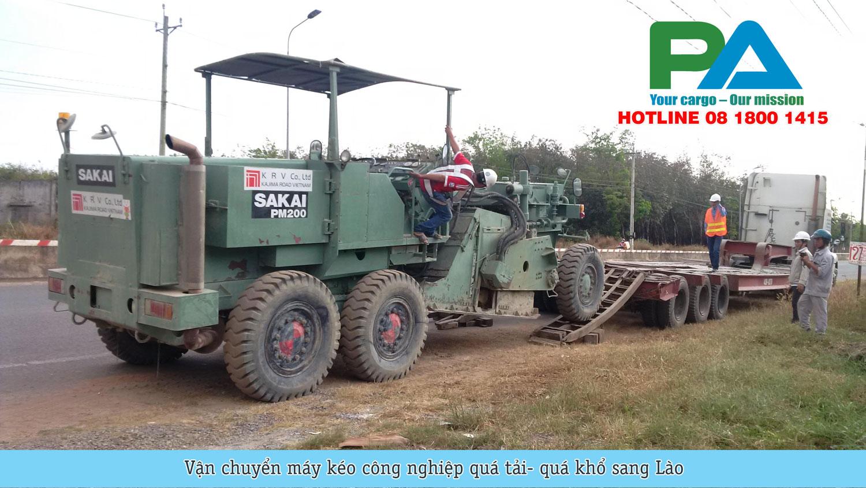 Vận chuyển hàng Việt Nam qua Bo-keo