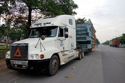 Trucking Service From Viet Nam To Laos