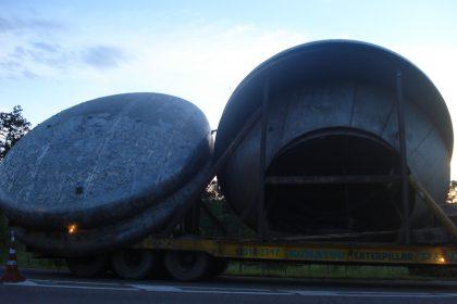 Transport cargo to Laos