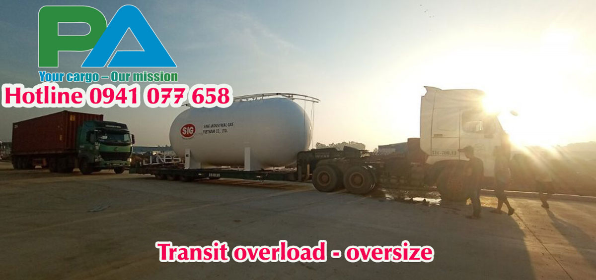 Transport less than container load To Laos