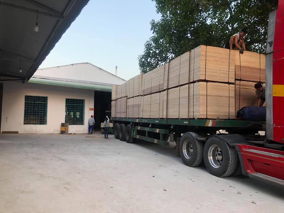 Transport cargo to Laos