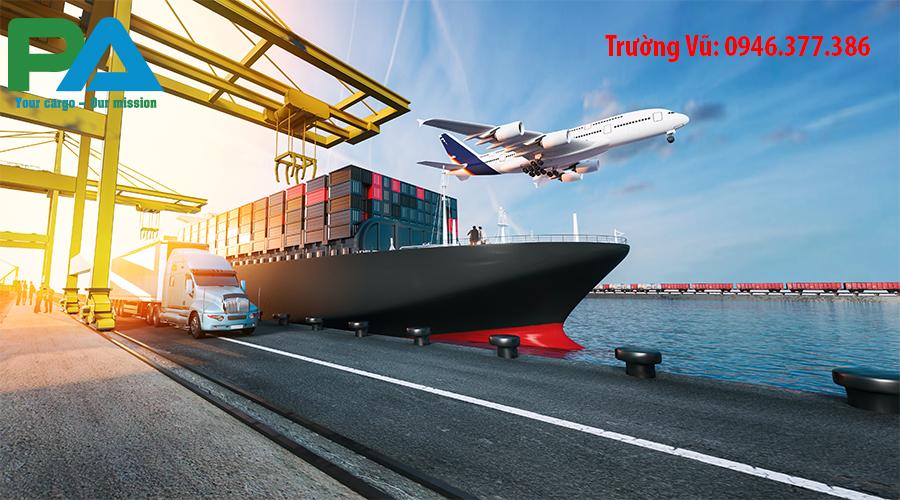 Vận chuyển hàng từ Quận Tân Phú - Viêng chăn