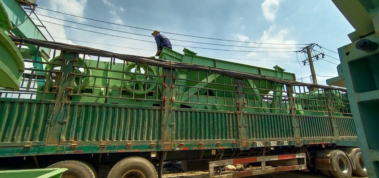 Vận chuyển hàng hóa Hà Nội đi Lào