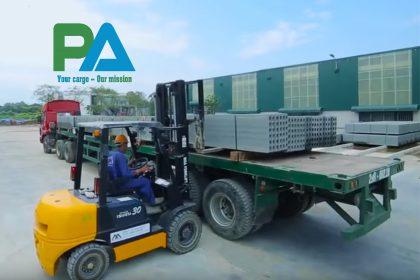 Vận chuyển hàng từ Hà Nội đi cửa khẩu Lao Bảo