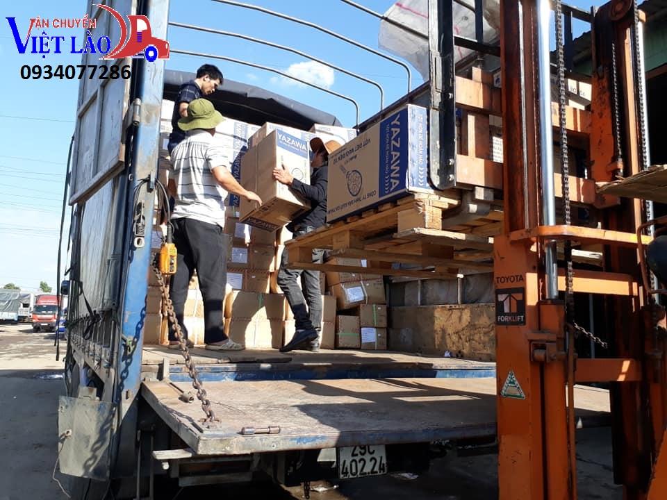 Các dịch vụ bảo đảm của công ty chúng tôi khi vận chuyển hàng hóa Hà Nội - Borikhamxay