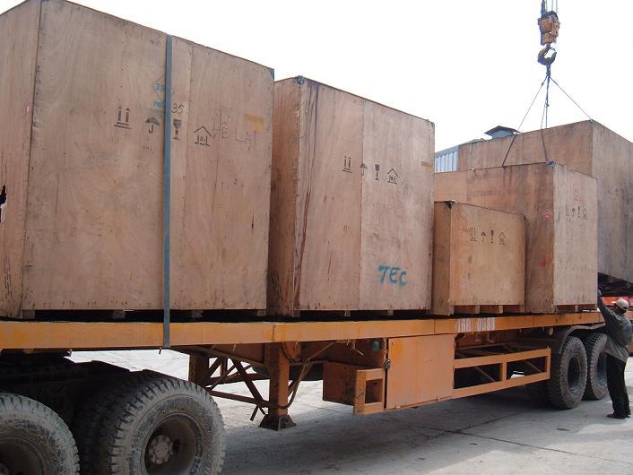 Nhà xe tải Hà Nội – Viêng Chăn