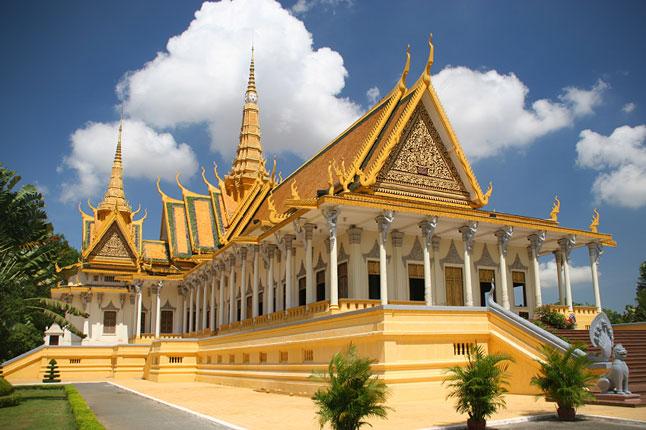 Gửi hàng đi Campuchia – Phnompenh - Cambodia
