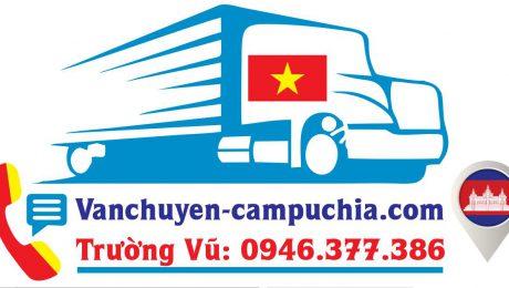 Vận chuyển hàng tiểu ngạch Việt Nam đi Bavet Campuchia | Trường Vũ: 0946377386