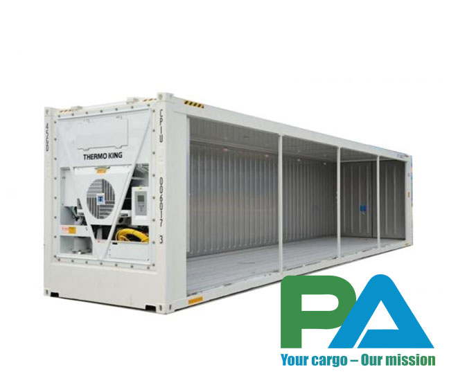 keo container lanh di vieng chan