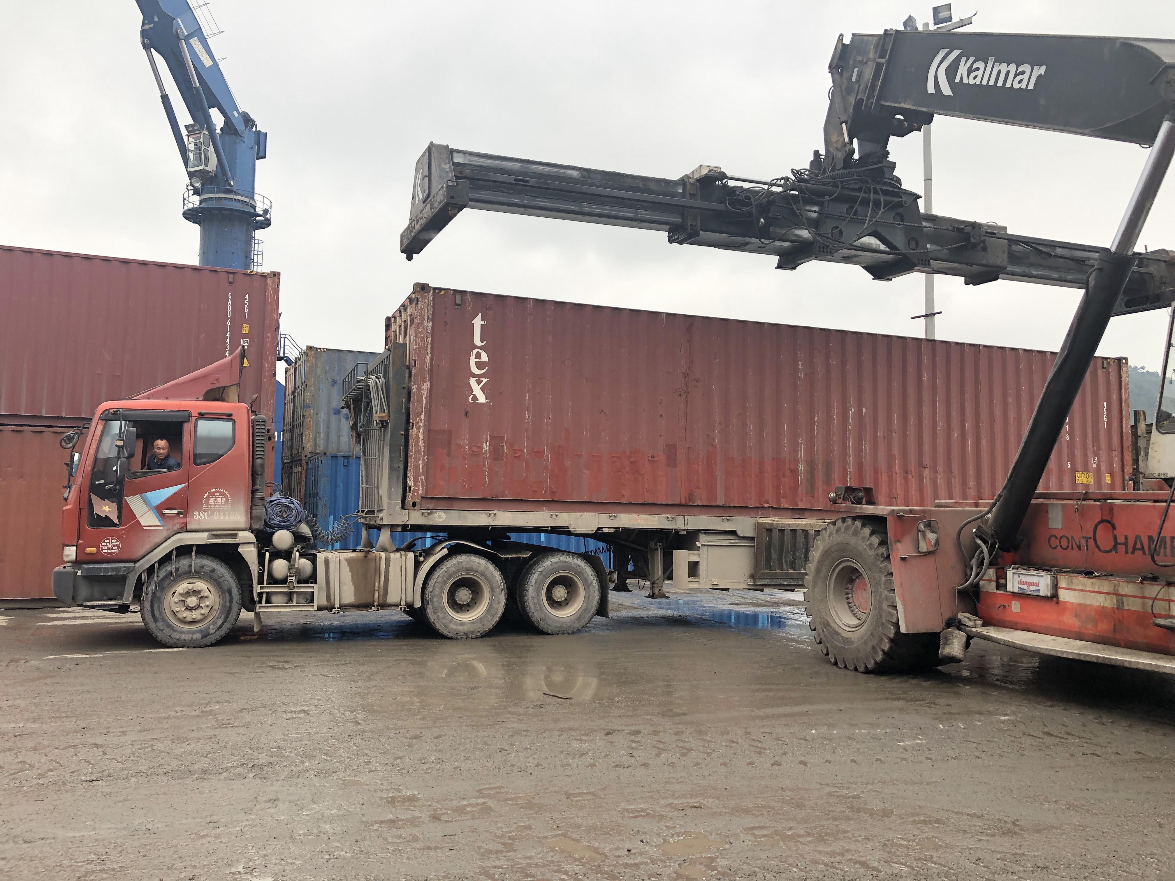 Dịch vụ vận chyển hàng hóa đi Lào