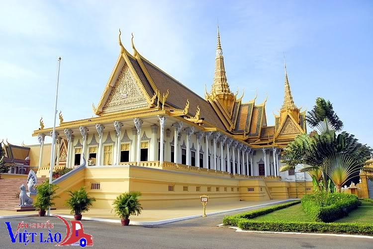 Vận chuyển hàng quá cảnh Hải Phòng - Lào (Ảnh 1)
