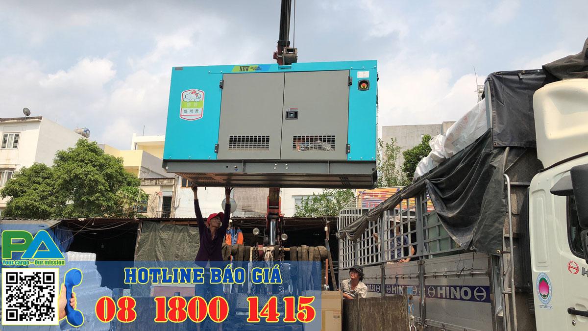 Vận chuyển máy phát điện đi Buôn Hồ - Đak Lak