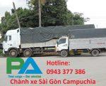 Chành xe Sài Gòn Campuchia