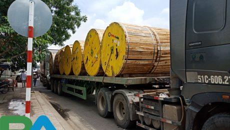 Vận chuyển hàng từ Sài Gòn