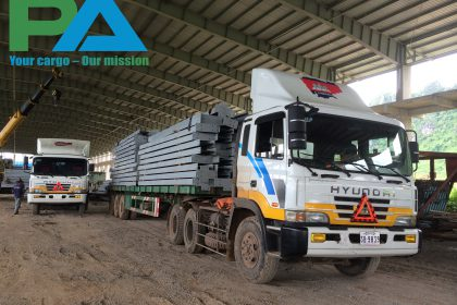 Vận chuyển hàng từ Bình Dương đi Phnom Pênh