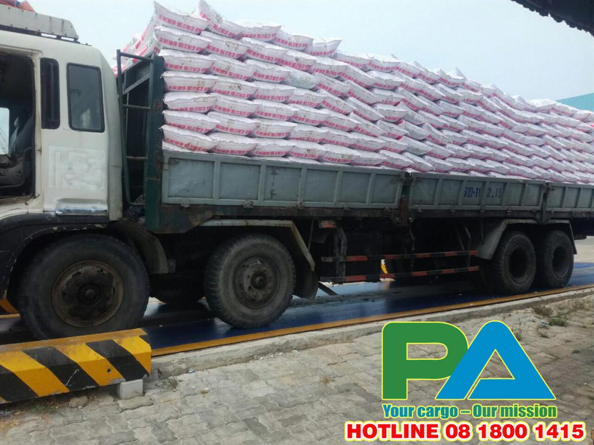 Vận chuyển hàng nông nghiệp đi Sihanoukiville