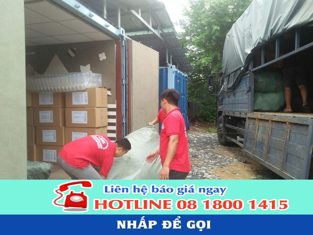 Chuyển hàng từ Campuchia về Sài Gòn