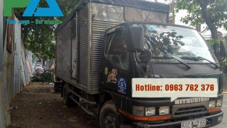 chuyển hàng từ KCN VSIP sang Battambang