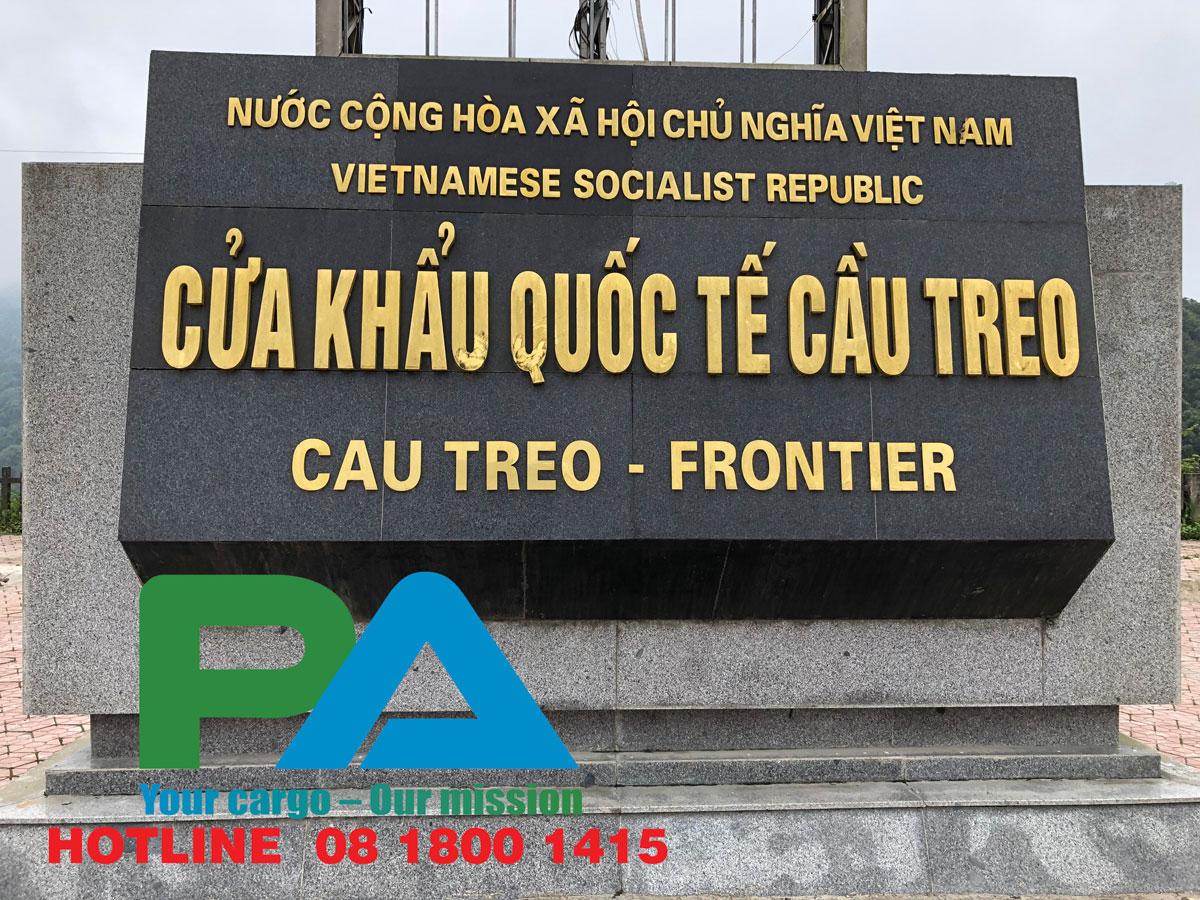 cua khau cua viet nam va Lao