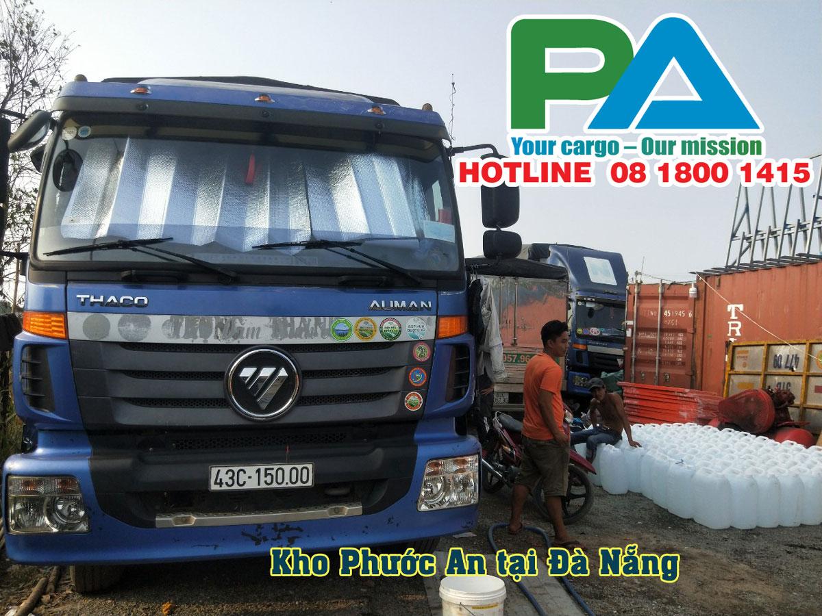 Kho Phước An tại Đà Nẵng