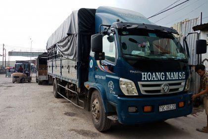 Vận chuyển hàng từ Sài Gòn đi Miền Bắc uy tín