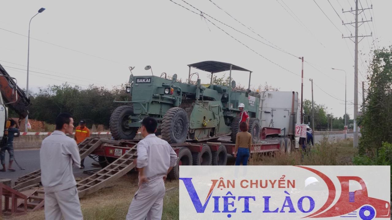 Dịch vụ chuyển hàng hóa đi Lào hỏa tốc