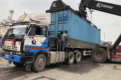Nhà xe vận chuyển hàng từ Hà Nội đi viêng Chăn