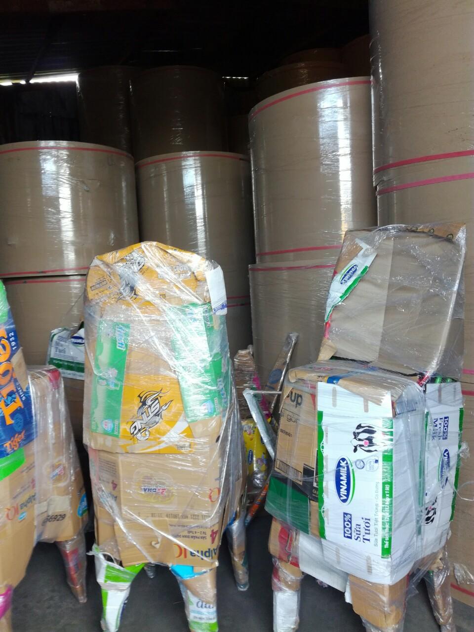 Một số hàng hóa vận chuyển sang myanmar