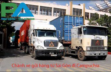 Chành xe Sài Gòn đi Campuchia