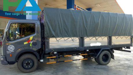 Vận chuyển hàng từ Bình Dương đi Campuchia