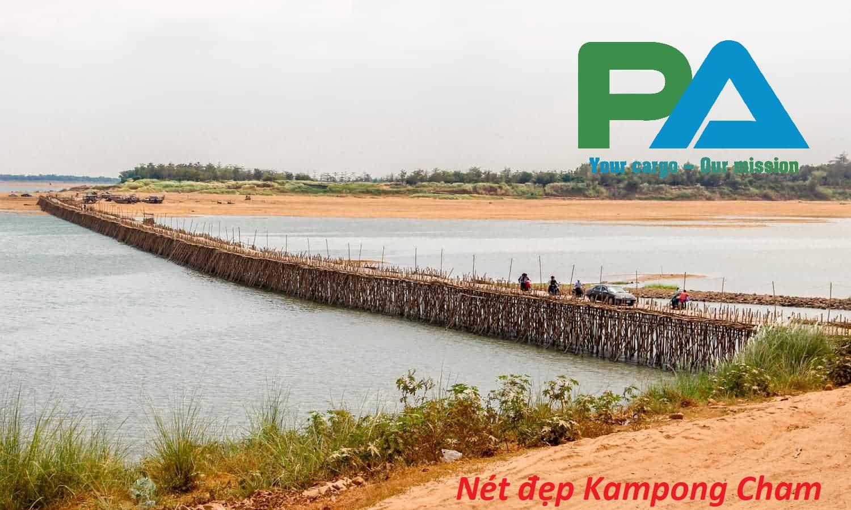 Nét đẹp Kampong Cham
