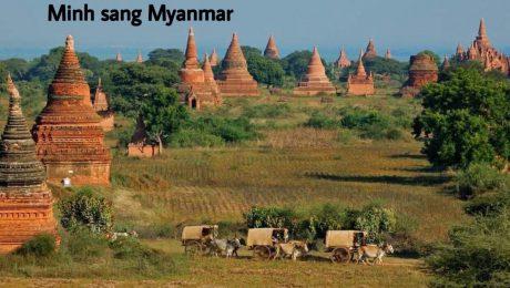 Dịch vụ gửi hàng từ Hồ Chí Minh sang Myanmar