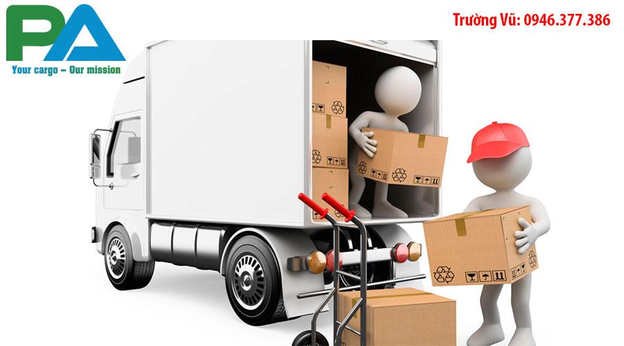 Vận chuyển hàng từ TPHCM đi Bavet