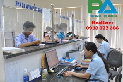 Thủ tục hải quan tại cửa khẩu Lao Bảo