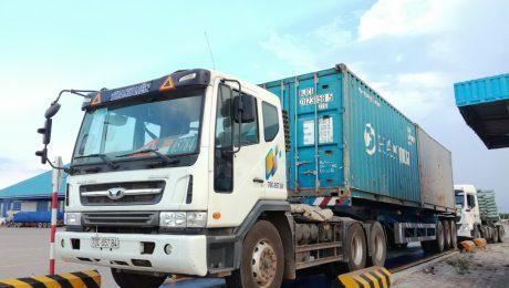 transportation cargo to kratie